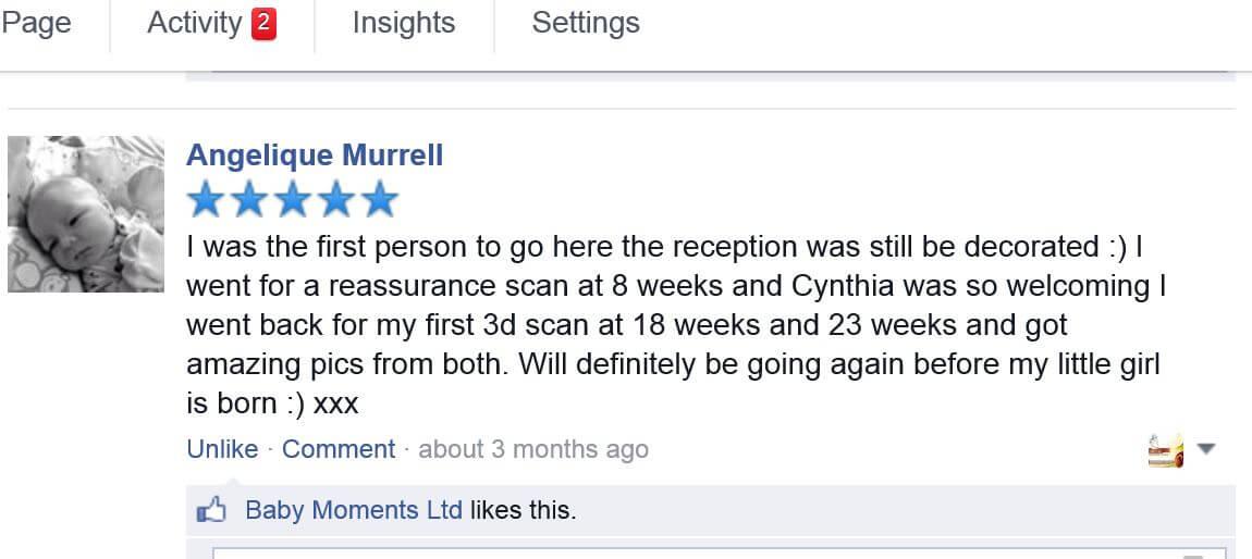 8 weeks 18 weeks 23 weeks ultrasound scan